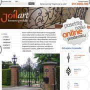 On-line prodavnica / web dizajn