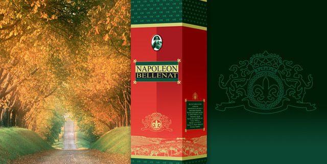 Napoleon kutija / dizajn ambalaže