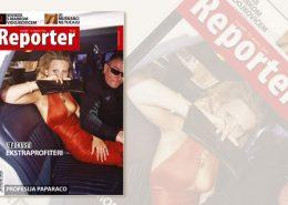 Reporter / prelom i dizajn magazina