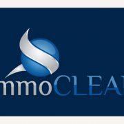 Immo Clean / logo dizajn