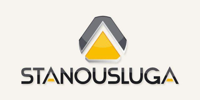 Stanousluga / logo dizajn
