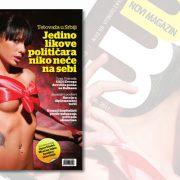 novi magazin / prelom magazina / dizajn magazina / dizajn štampe