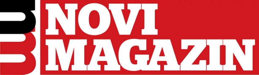 Novi magazin / logo dizajn